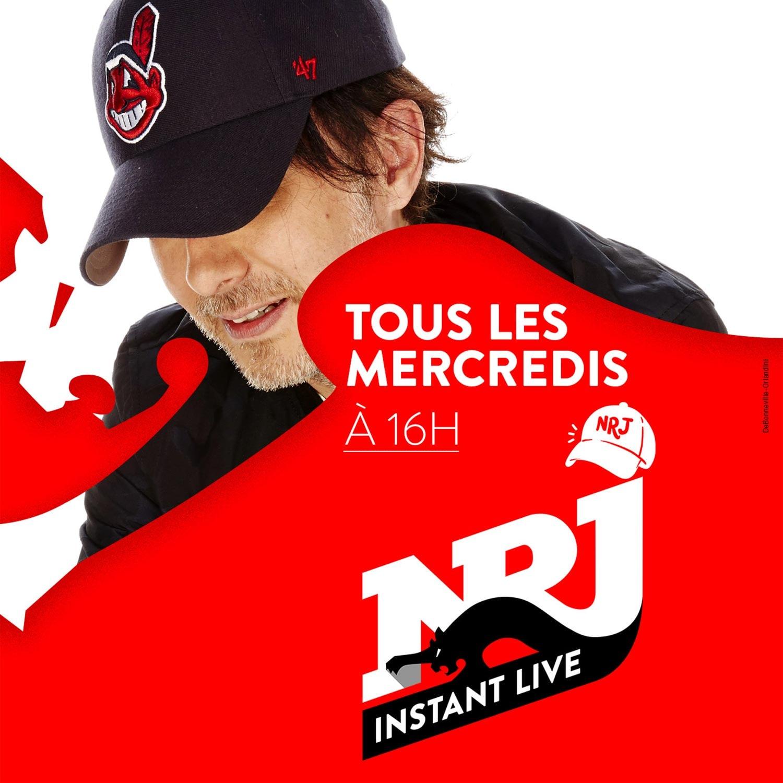 Image 1: NRJ Instant Live avec Double F