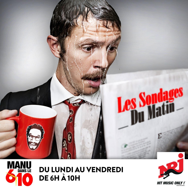 Image 1: Les Sondages Du Matin