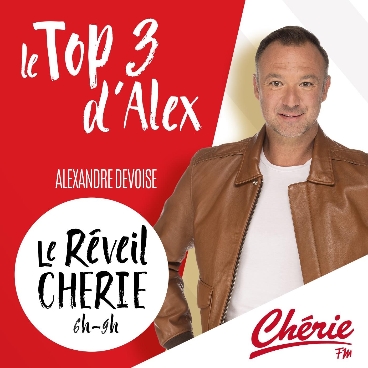 Image 1: Le Top 3 d Alexandre Devoise