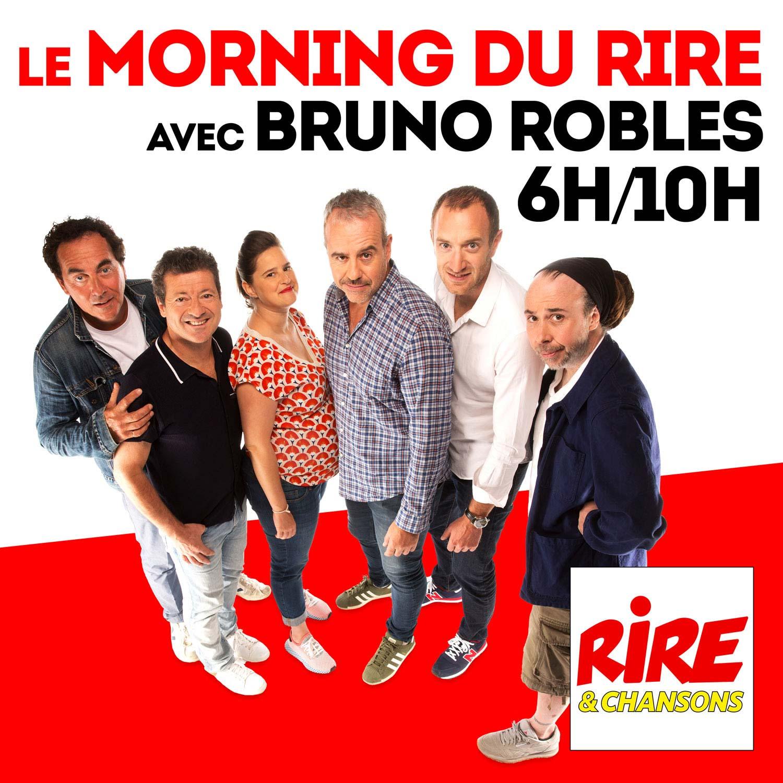Image 1: Le Morning du Rire avec Bruno Robles