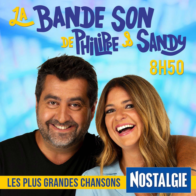 Image 1: Nostalgie La Bande Son de Philippe et Sandy